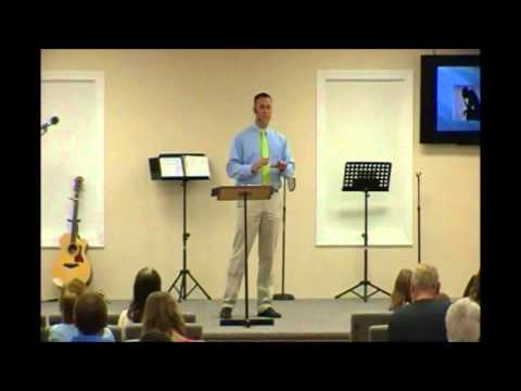 Guest Speaker Anthony Clore Sunday, September 6, 2015