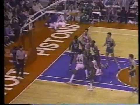 Cerca de las estrellas - NBA Today Temporada 1988-1989 (Parte 1)
