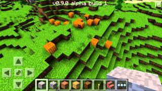 [0.9.0] All Features in Minecraft Pocket Edition Update 0.9.0! [Mojang]