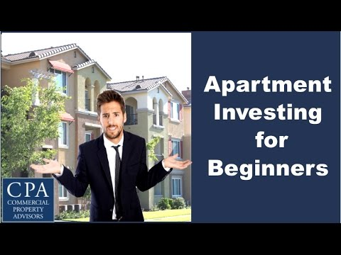 Apartment Investing for Beginners