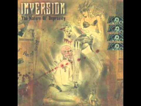Inversion - Tears of blood from an angel in mourning