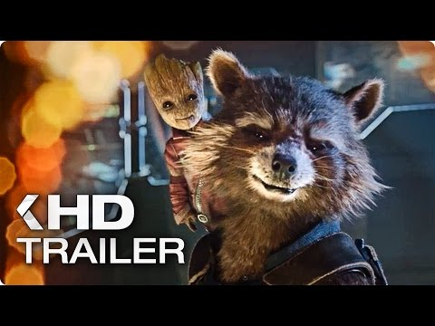 GUARDIANS OF THE GALAXY 2 Trailer (2017)