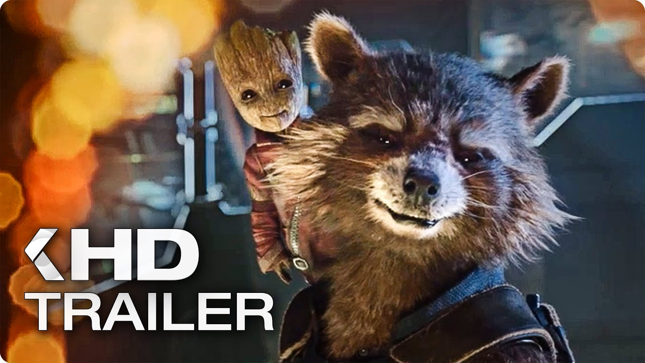 guardians of the galaxy 2 trailer 2017 youtube