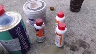 How to polish wood Pu polish // lakdi par Pu polish kaise kare
