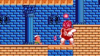 NES FINAL BOSS : Adventure Island