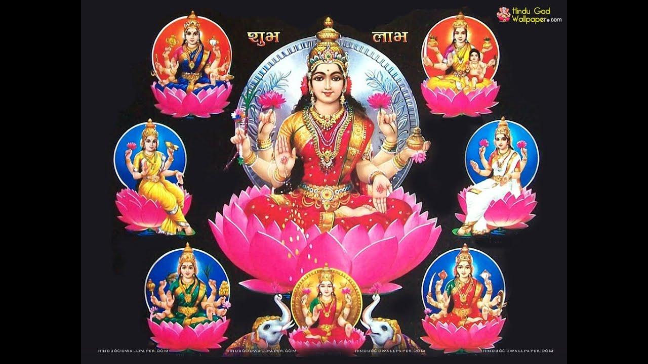 Ashtalakshmi Vaibhavam Varalakshmi Vratha Mantras