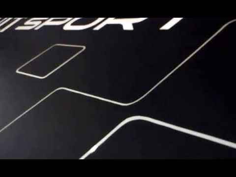electroluminescent logo renault sport youtube. Black Bedroom Furniture Sets. Home Design Ideas