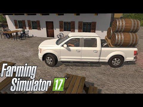 LA MIA NUOVA AUTOMOBILE #188 - FARMING SIMULATOR 17 GAMEPLAY ITA