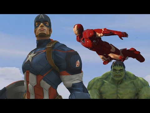 GTA 5: 3 Amazing Avenger Mods - IGN's Mod Showcase