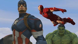 GTA 5: 3 Amazing Avenger Mods - IGN's Mod Showcase