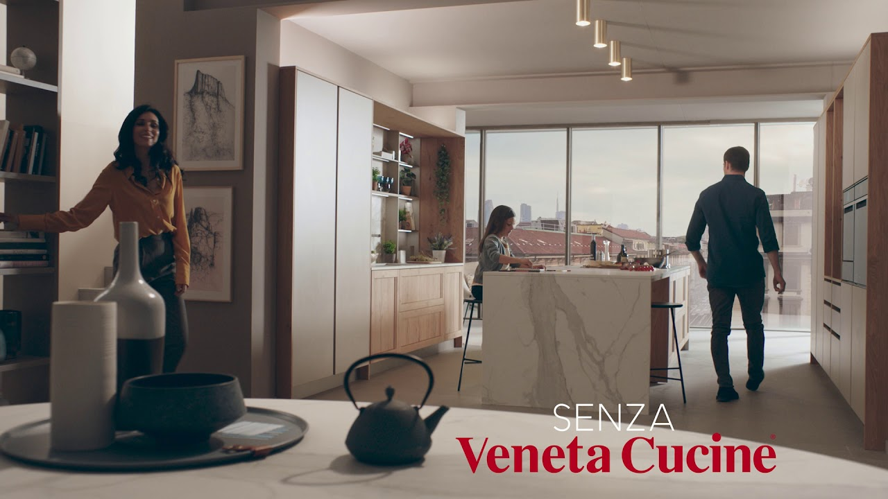 Catalogo Top Veneta Cucine.Veneta Cucine Caranto Spot Tv Youtube