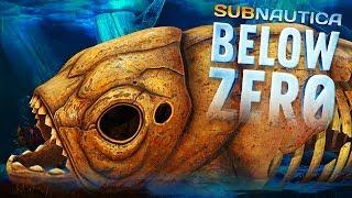 PRÓBKA UKRYTEGO MARTWEGO LEVIATHANA! | SUBNAUTICA BELOW ZERO #5