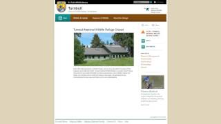 Burns Oregon--Another Wildlife Refuge Closes in Washington State