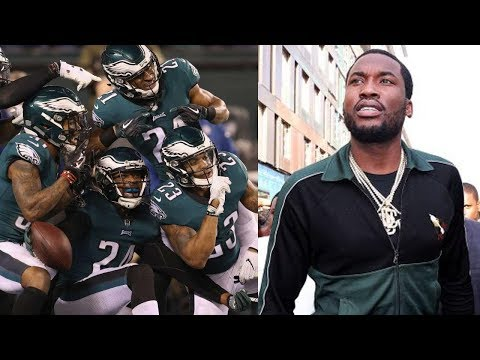 Meek Mill Being RELEASED from Prison Because of the Eagles??