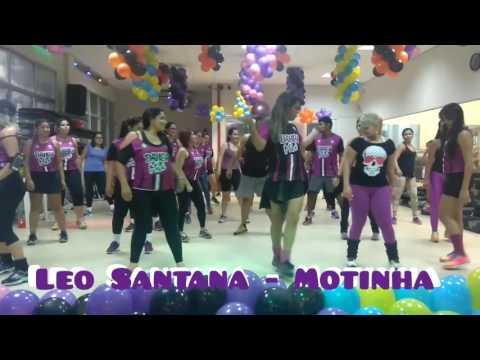 Leo Santana - MOTINHA(Dança Mix)