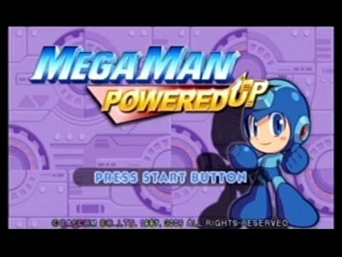 Let's Play Mega Man Powered Up! (Part 1)