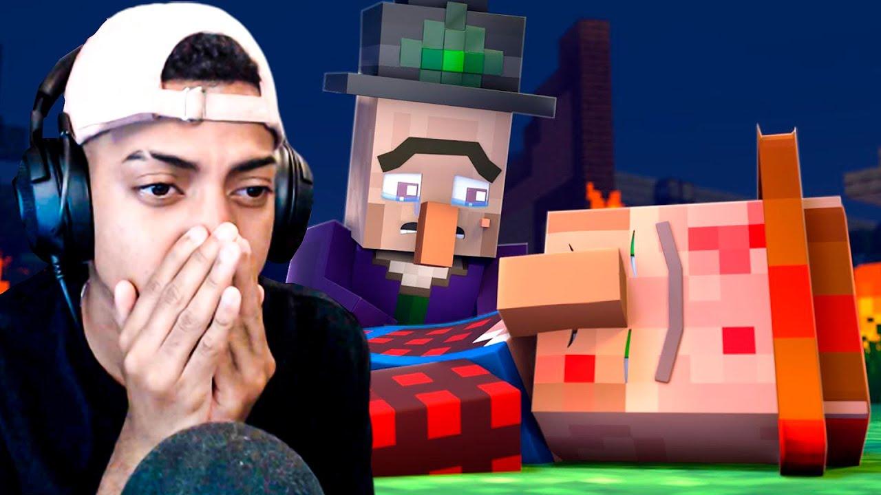 Conheça A Animação Mais Triste Do Minecraft!