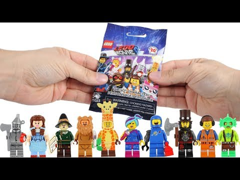 The Lego Movie You Pick LEGO The Wizard Of Oz Limited Edition Mini Figures