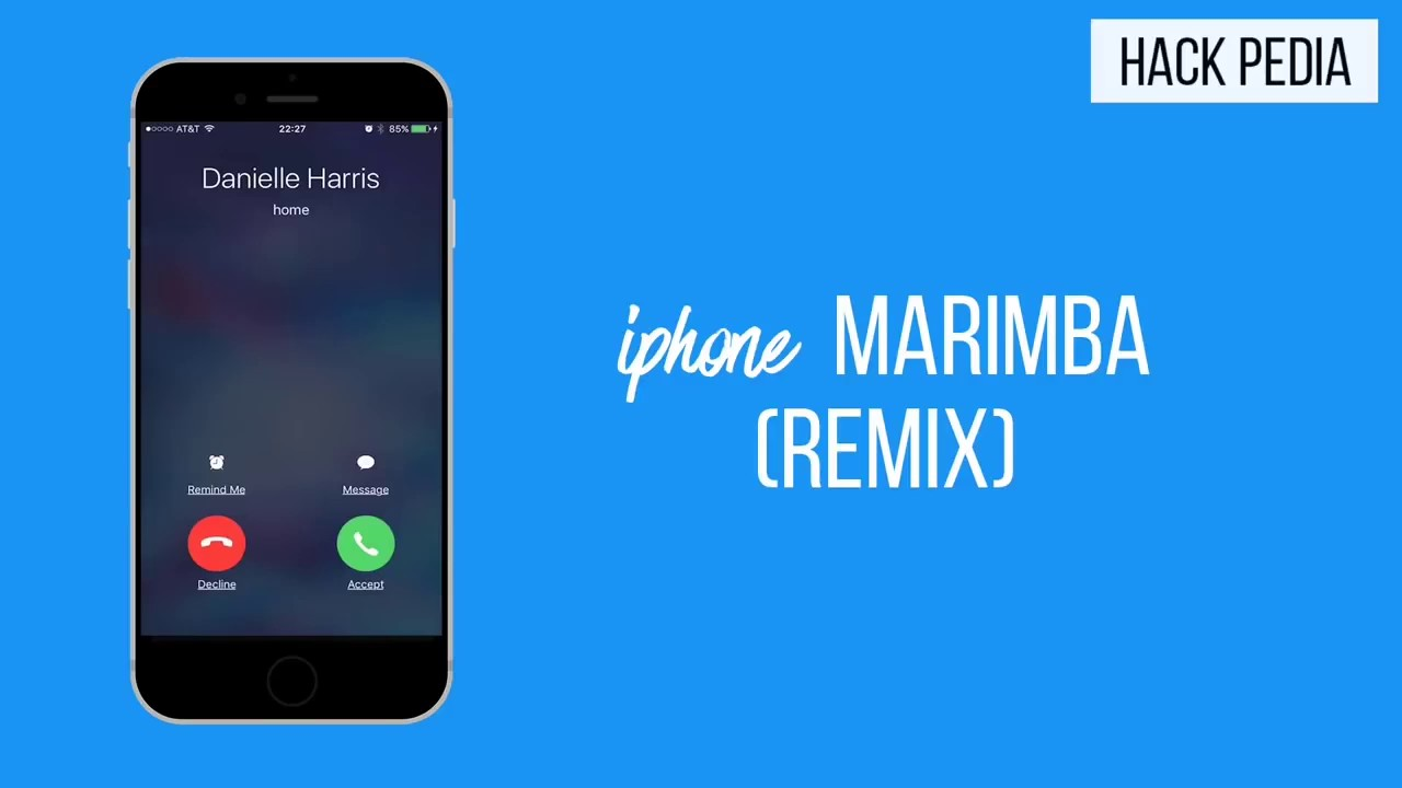 Free Iphone Ringtone Remix
