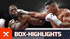 Deontay Wilder schickt Luis Ortiz auch im Rematch auf die Matte | Boxen | Highlights | SPOX