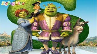 Shrek The Third | Full Movie Game | ZigZag