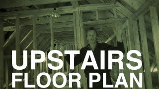 Upstairs Floor Plan | Day 39 | The Garden Home Challenge With P. Allen Smith