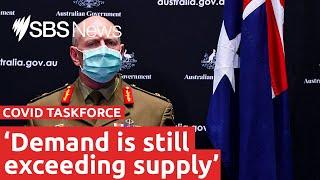 COVID Taskforce chief goes against Scott Morrison | SBS News