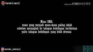 LAGU PERPISAHAN SEKOLAH MASA SMA TERBAIK by angle 9 band [sman 2 cibeber]