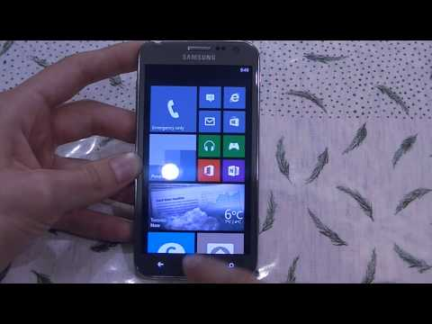 Samsung ATIV S - Review & Small Things