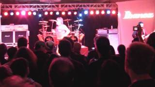 Racer X played live in January 2009, at the 2009 NAMM show to celeb...