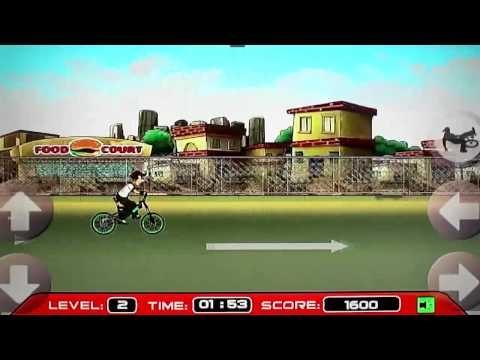 BMX : Street Stunt Android Gameplay