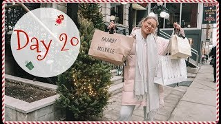 VLOGMAS DAY 20 // Come Shopping Wits Us!  *Holiday Edition*