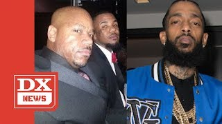 Wack 100 (The Game's Manager) Says Nipsey Hussle Deserved What Happened To Him