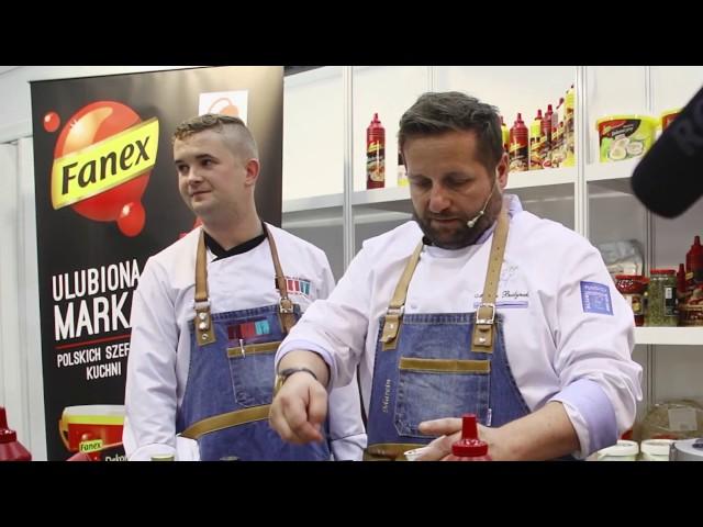 Inspiracje Fanexu  - sos Krwawa Mery z ketchupu