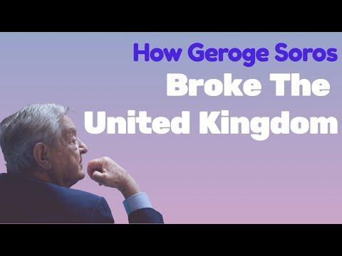 How George Soros Broke the Bank of England : finance