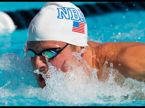 National Champion Swimmer Tom Luchsinger Comes Out