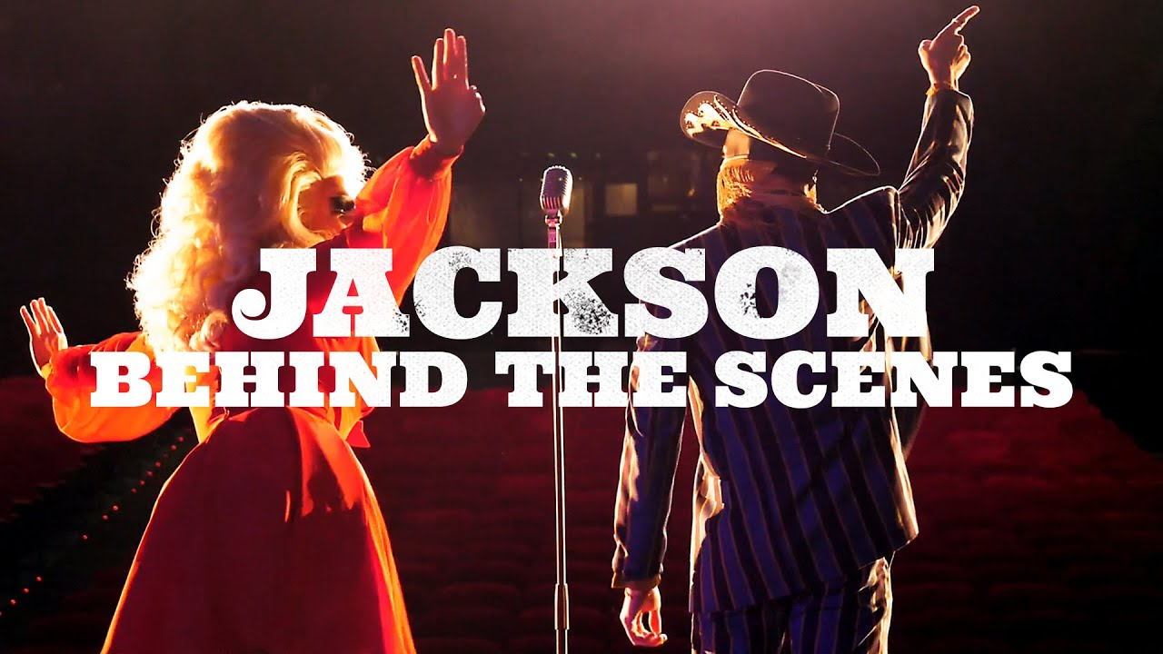 """Jackson Feat. @Orville Peck "" Behind the Scenes"