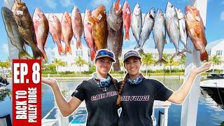 THE FINAL HAUL - Best Fish Fillet Tips & Tricks *Snapper & Grouper*