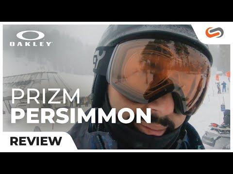 d4f11cf55da Oakley PRIZM Persimmon Low Light Snow Lens. SportRx