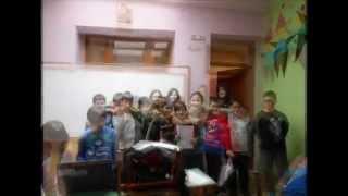 Projektarbeit 2014 2. Grundschule Giannitsa