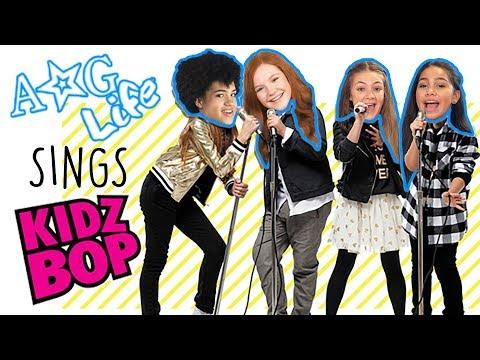 AG Life Sings Kidz Bop Best Time Ever! | AG Life | Episode 105