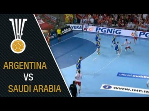 Argentina - Saudi Arabia Highlights