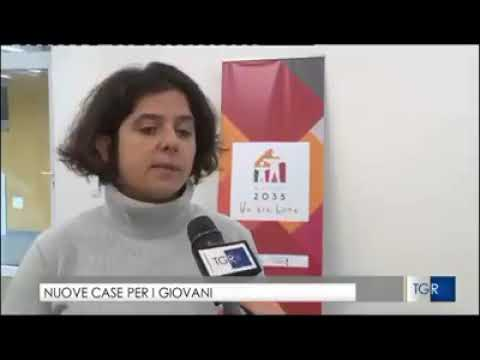 Tg3 Lombardia: Nuove case per i giovani