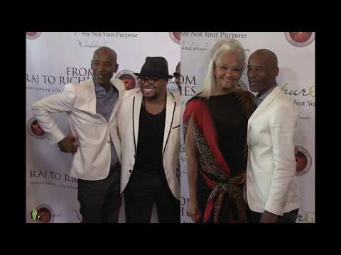Celebrity Book Release Recap Video at Writers Guild Theater 9/9/17
