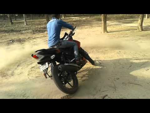 Karnajora, Raiganj Apache Stunt