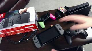 Nintendo Switch Early Impressions & Launch Memories