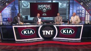 Cavaliers vs Pacers Game 2 Postgame Talk   Inside The NBA