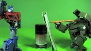 Transformers Animated Bulkhead