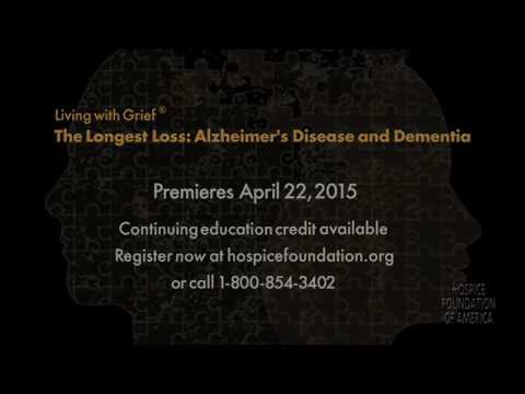 The Longest Loss: Alzheimers Disease and Dementia