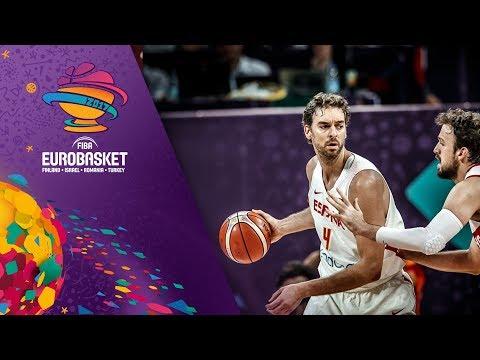 Обзор матча Испания — Турция